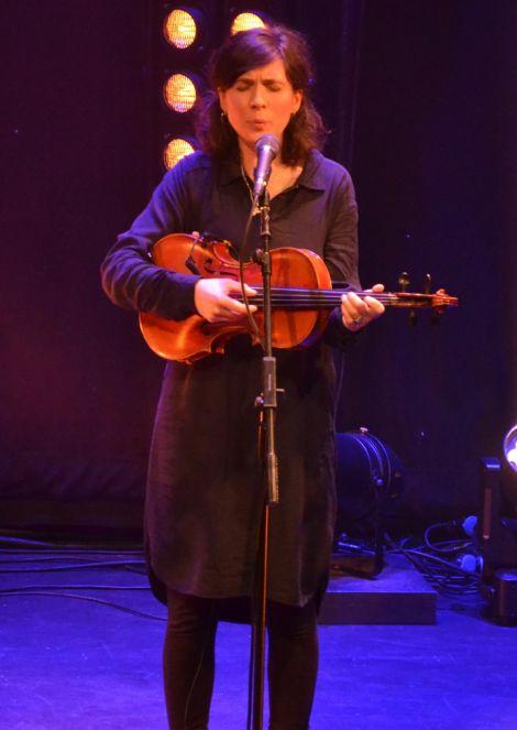 Lucy Farrell. Photo: Kelly Nicolson Riddell.
