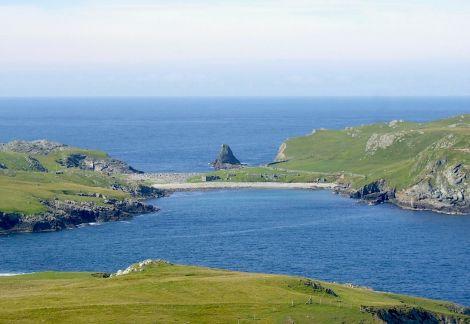 Fethaland is one of Shetland's many beauty spots. Photo: Shetland News