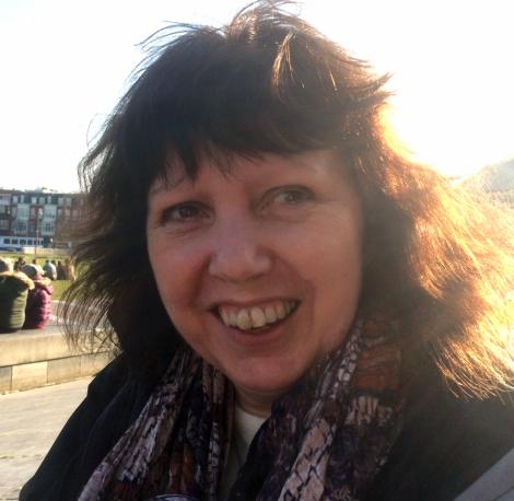 Angela Hunt.