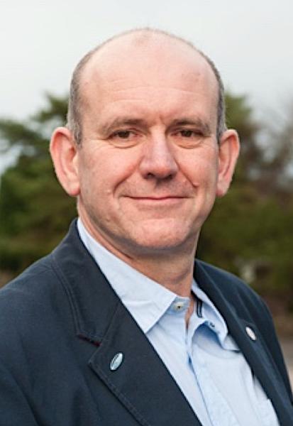 Amenity trust chief executive Mat Roberts.