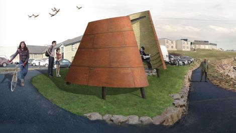 The 'shift' shelter design.