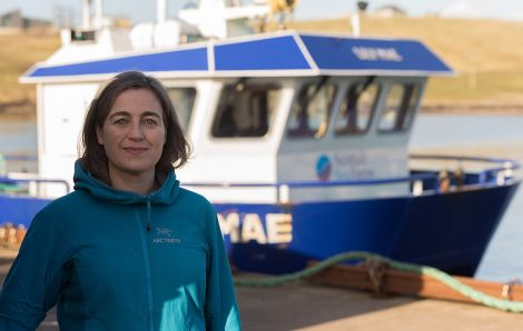 SSPO chief executive Julie Hesketh-Laird: 'The industry is committed to raising standards higher.' Photo: SSPO